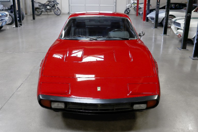 Used 1972 FERRARI 365 GTC/4 for sale $219,995 at San Francisco Sports Cars in San Carlos CA 94070 2