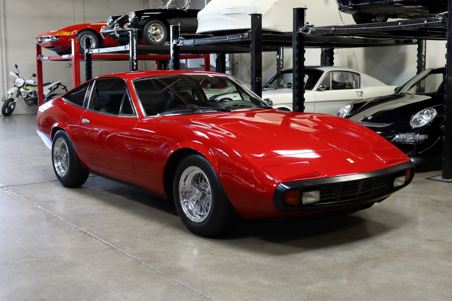 Used 1972 Ferrari 365 GTC/4 for sale $219,995 at San Francisco Sports Cars in San Carlos CA 94070 1
