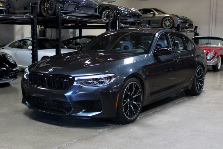 Used 2019 BMW M5 Competition for sale Sold at San Francisco Sports Cars in San Carlos CA 94070 3