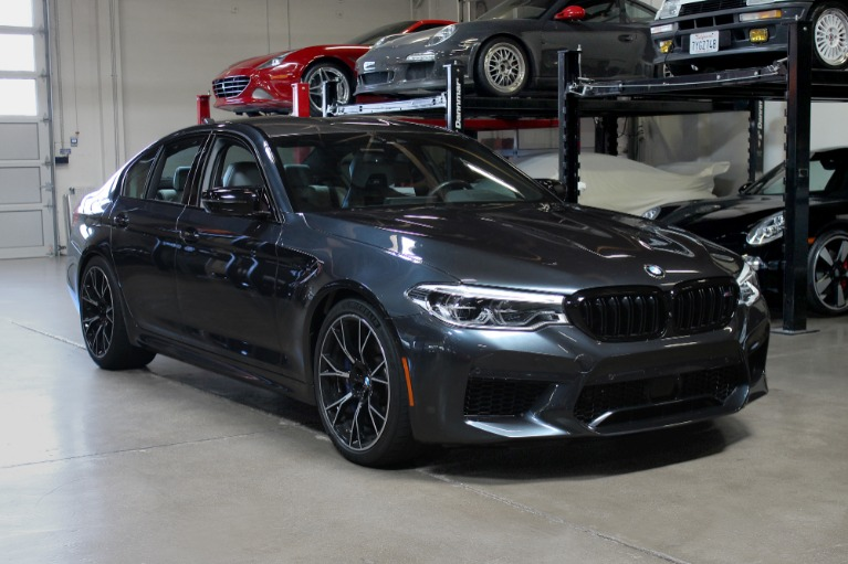 Used 2019 BMW M5 Competition for sale Sold at San Francisco Sports Cars in San Carlos CA 94070 1