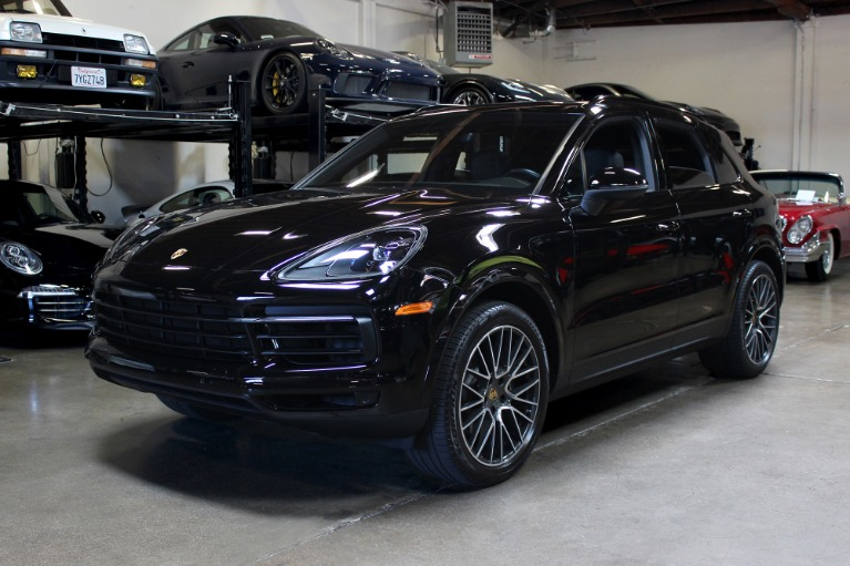 Used 2019 Porsche Cayenne for sale Sold at San Francisco Sports Cars in San Carlos CA 94070 3