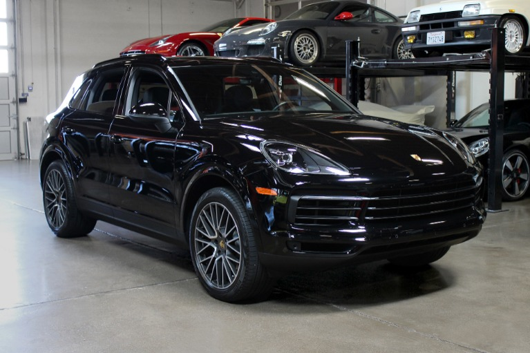 Used 2019 Porsche Cayenne for sale $62,995 at San Francisco Sports Cars in San Carlos CA