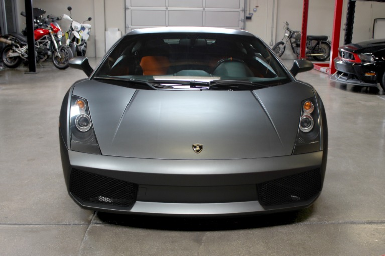 Used 2006 Lamborghini Gallardo for sale Sold at San Francisco Sports Cars in San Carlos CA 94070 2