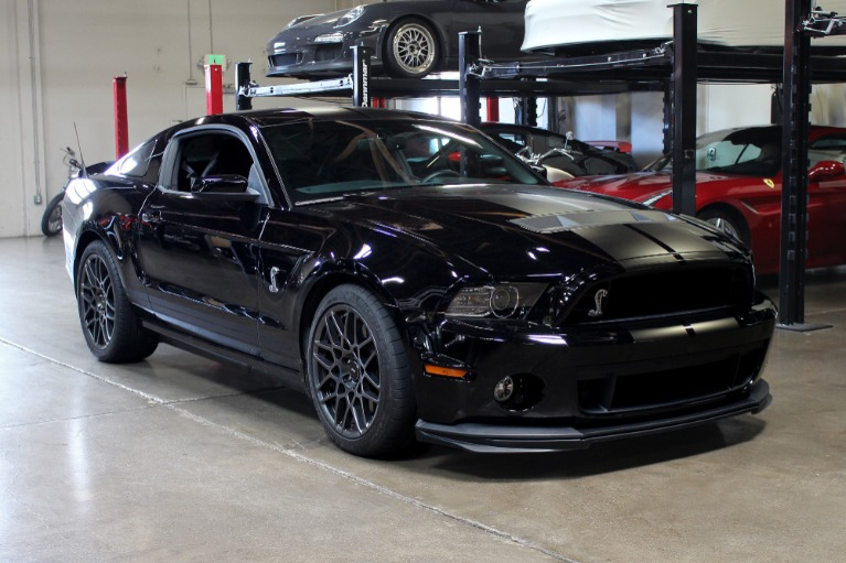 Used 2013 Ford Shelby GT500 for sale Sold at San Francisco Sports Cars in San Carlos CA 94070 1