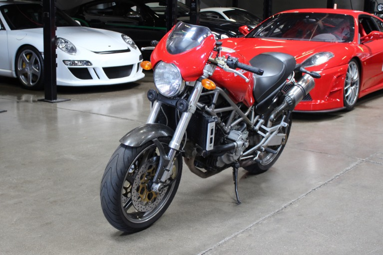 Used 2001 DUCATI MONSTER S4 for sale Sold at San Francisco Sports Cars in San Carlos CA 94070 3