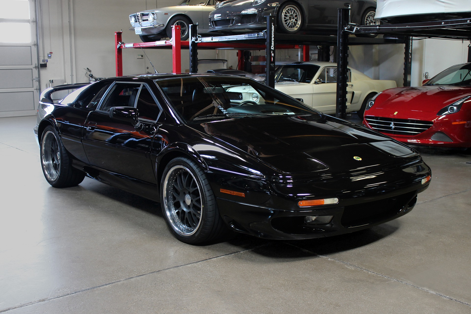 Used 1997 Lotus Esprit V8 for sale Sold at San Francisco Sports Cars in San Carlos CA 94070 1