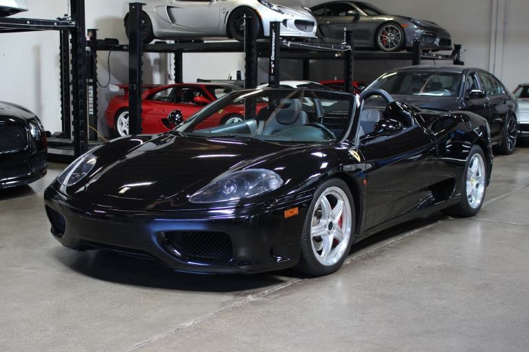 Used 2005 Ferrari 360 Spider for sale $101,995 at San Francisco Sports Cars in San Carlos CA 94070 3