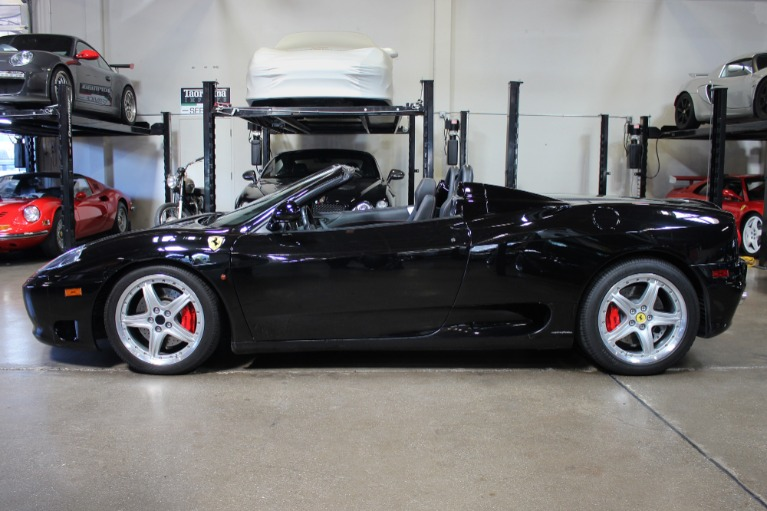 Used 2005 Ferrari 360 Spider for sale $101,995 at San Francisco Sports Cars in San Carlos CA 94070 4