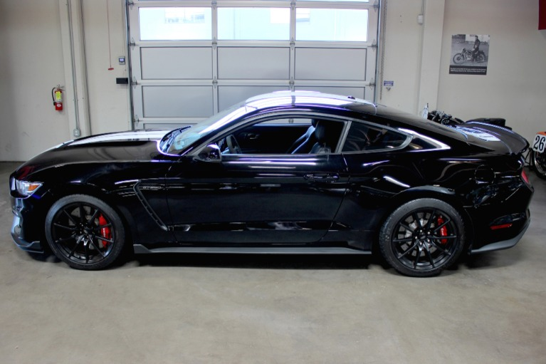 Used 2017 Ford Mustang Shelby GT350 for sale Sold at San Francisco Sports Cars in San Carlos CA 94070 4