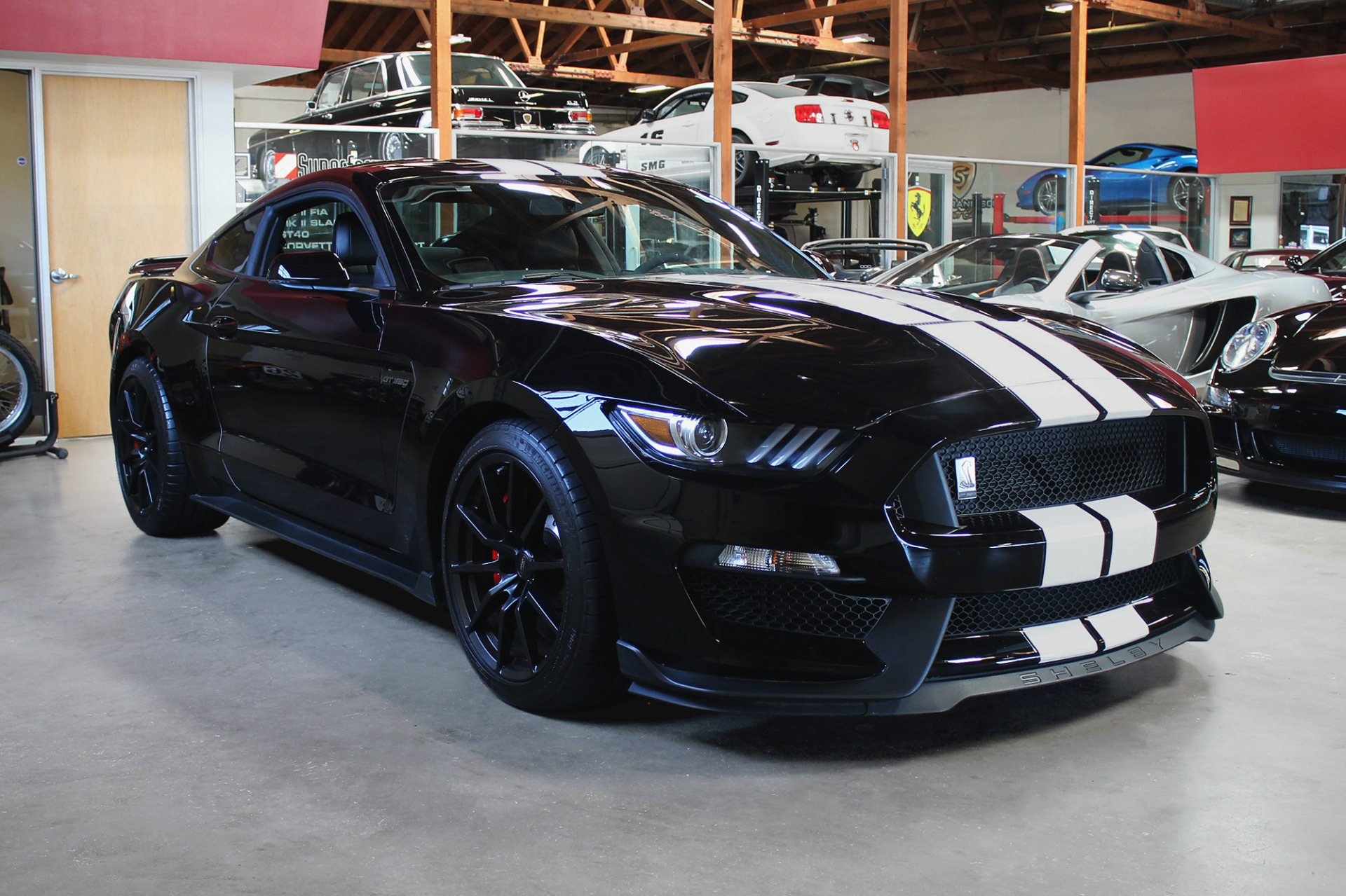 Used 2017 Ford Mustang Shelby GT350 for sale Sold at San Francisco Sports Cars in San Carlos CA 94070 1