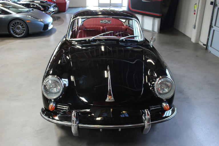 Used 1964 PORSCHE 356SC COUPE for sale Sold at San Francisco Sports Cars in San Carlos CA 94070 2
