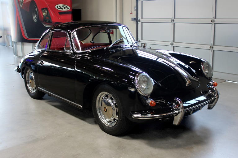 Used 1964 PORSCHE 356SC COUPE for sale $84,995 at San Francisco Sports Cars in San Carlos CA