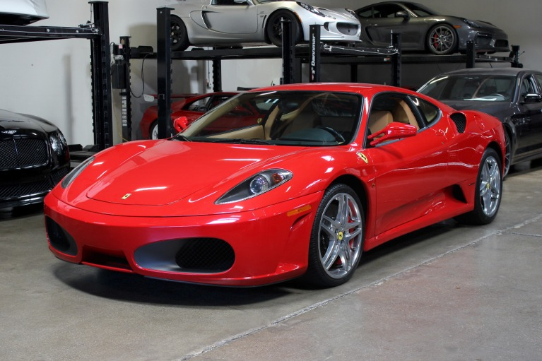 Used 2009 Ferrari F430 for sale Sold at San Francisco Sports Cars in San Carlos CA 94070 3