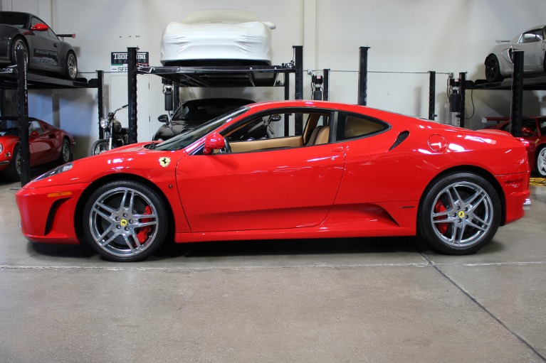 Used 2009 Ferrari F430 for sale $139,995 at San Francisco Sports Cars in San Carlos CA 94070 4