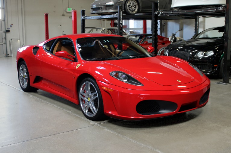 Used 2009 Ferrari F430 for sale $139,995 at San Francisco Sports Cars in San Carlos CA