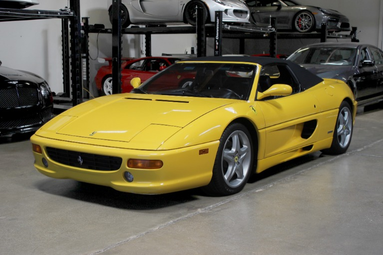 Used 1998 FERRARI 355 SPIDER F1 for sale $69,995 at San Francisco Sports Cars in San Carlos CA 94070 3