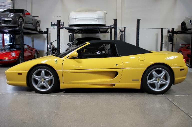 Used 1998 FERRARI 355 SPIDER F1 for sale $69,995 at San Francisco Sports Cars in San Carlos CA 94070 4