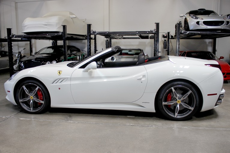 Used 2014 Ferrari California for sale $102,995 at San Francisco Sports Cars in San Carlos CA 94070 4