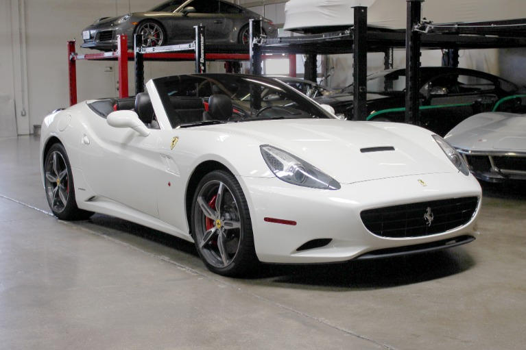 Used 2014 Ferrari California for sale $109,995 at San Francisco Sports Cars in San Carlos CA
