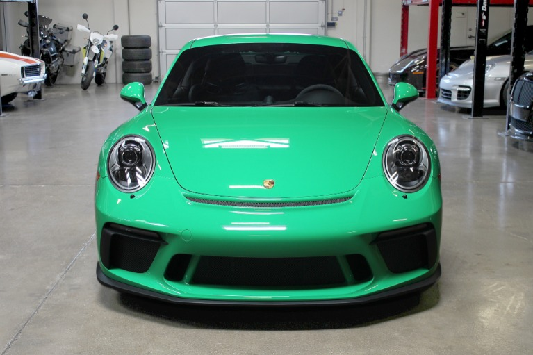 Used 2018 Porsche 911 GT3 for sale Sold at San Francisco Sports Cars in San Carlos CA 94070 2
