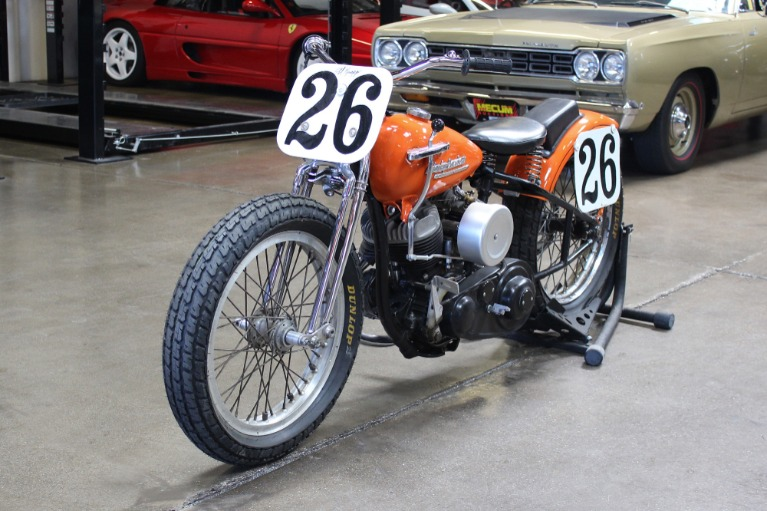 Used 1949 Harley Davidson WR for sale Sold at San Francisco Sports Cars in San Carlos CA 94070 3