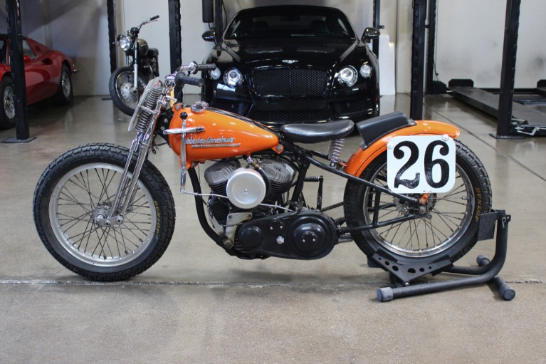 Used 1949 HARLEY DAVIDSON WR for sale $31,995 at San Francisco Sports Cars in San Carlos CA 94070 4