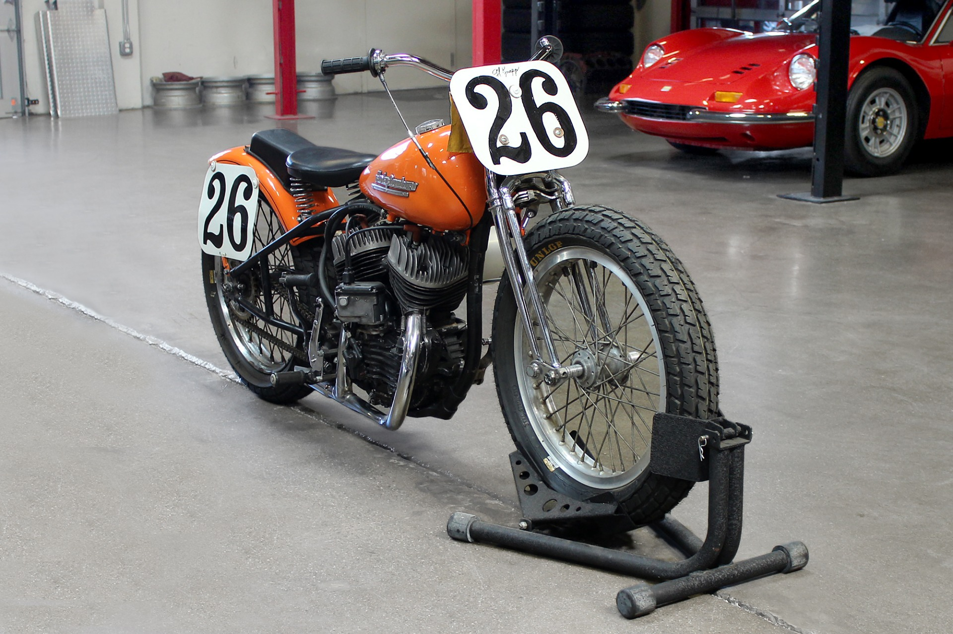 Used 1949 Harley Davidson WR for sale Sold at San Francisco Sports Cars in San Carlos CA 94070 1