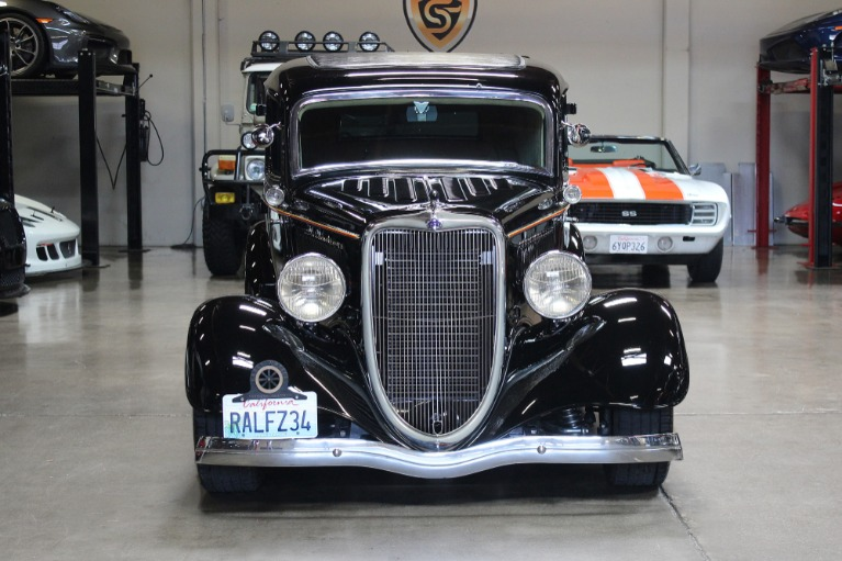 Used 1934 Ford Sedan delivery for sale Sold at San Francisco Sports Cars in San Carlos CA 94070 2