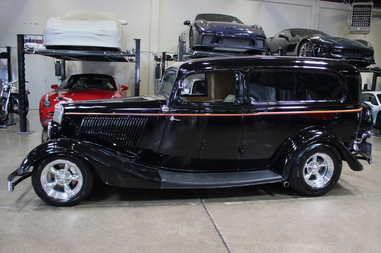 Used 1934 Ford Sedan delivery for sale Sold at San Francisco Sports Cars in San Carlos CA 94070 4