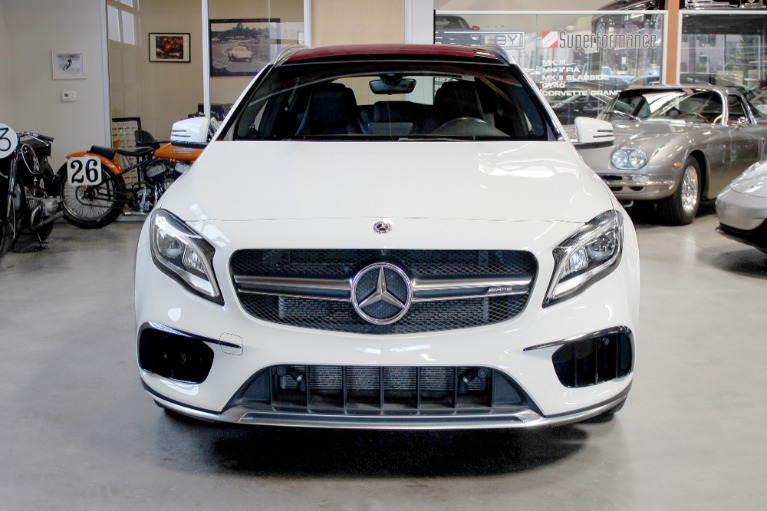 Used 2018 Mercedes-Benz GLA AMG GLA 45 for sale Sold at San Francisco Sports Cars in San Carlos CA 94070 2