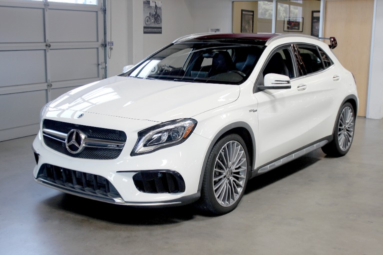 Used 2018 Mercedes-Benz GLA AMG GLA 45 for sale Sold at San Francisco Sports Cars in San Carlos CA 94070 3