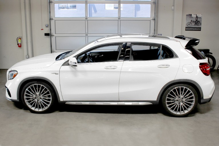 Used 2018 Mercedes-Benz GLA AMG GLA 45 for sale Sold at San Francisco Sports Cars in San Carlos CA 94070 4