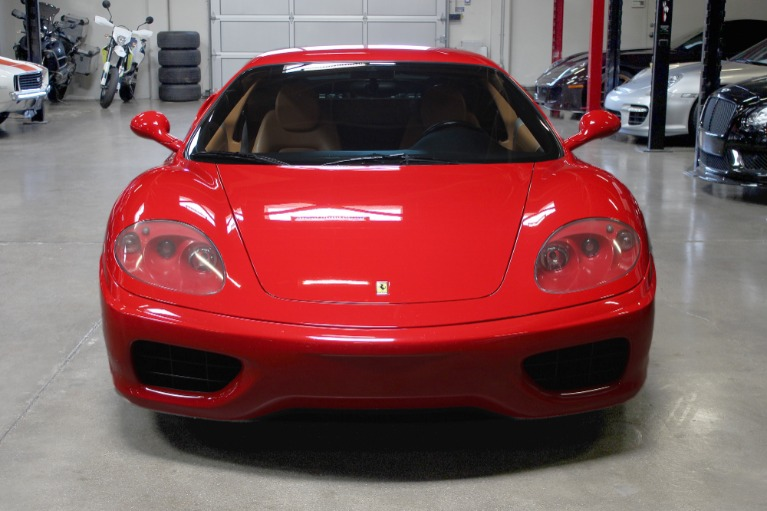 Used 1999 Ferrari 360 Modena for sale Sold at San Francisco Sports Cars in San Carlos CA 94070 2