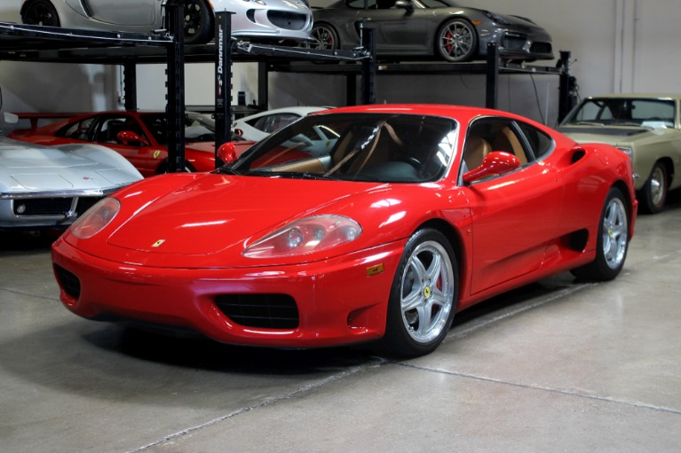 Used 1999 Ferrari 360 Modena for sale Sold at San Francisco Sports Cars in San Carlos CA 94070 3
