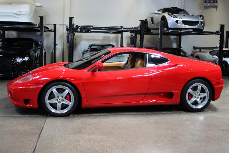 Used 1999 Ferrari 360 Modena for sale Sold at San Francisco Sports Cars in San Carlos CA 94070 4