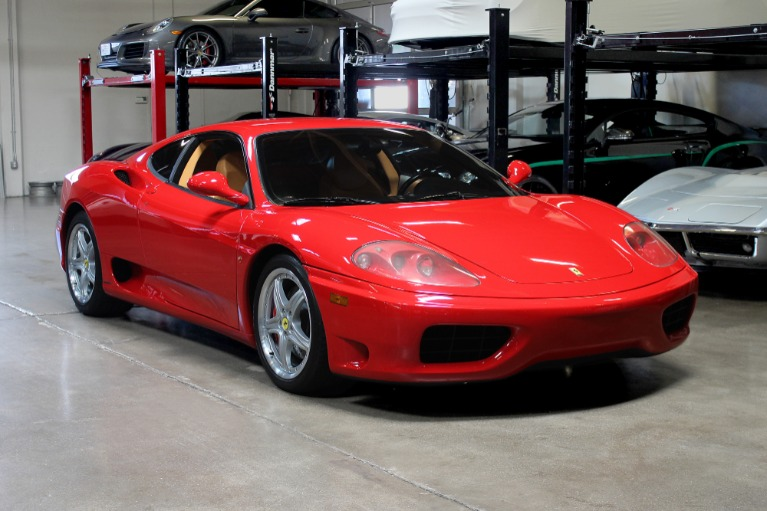 Used 1999 Ferrari 360 Modena for sale $62,995 at San Francisco Sports Cars in San Carlos CA
