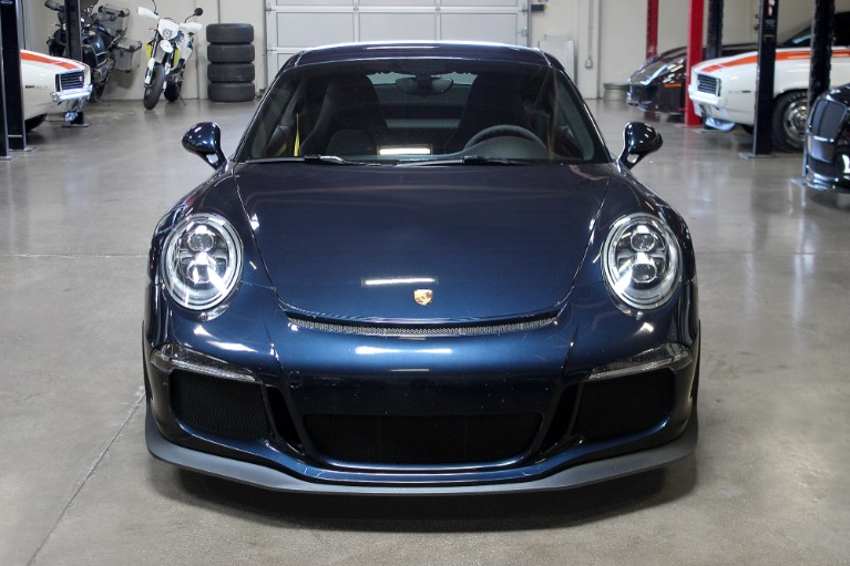 Used 2014 Porsche 911 GT3 GT3 for sale $117,995 at San Francisco Sports Cars in San Carlos CA 94070 2