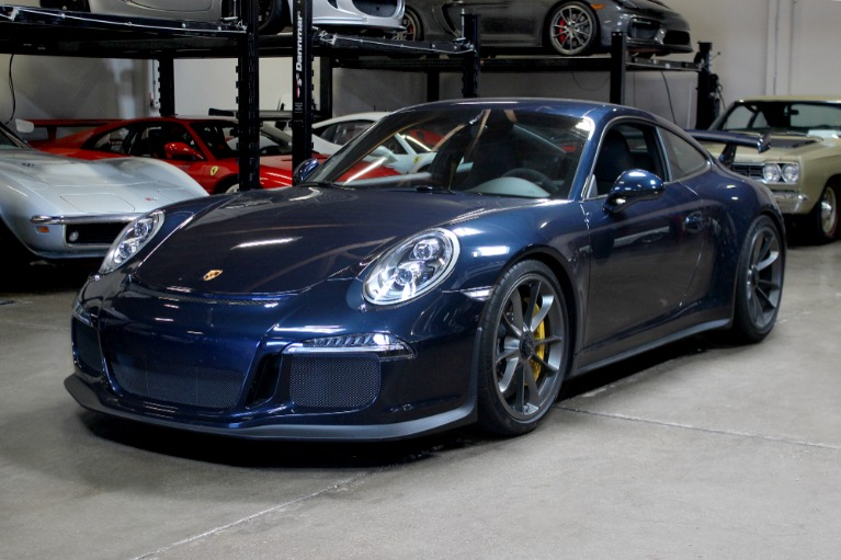 Used 2014 Porsche 911 GT3 GT3 for sale $117,995 at San Francisco Sports Cars in San Carlos CA 94070 3