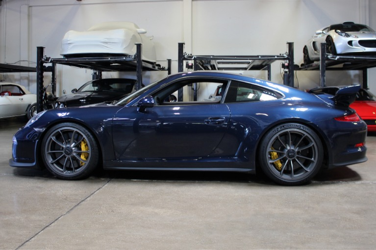 Used 2014 Porsche 911 GT3 GT3 for sale $117,995 at San Francisco Sports Cars in San Carlos CA 94070 4