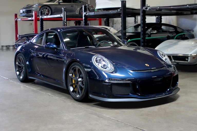 Used 2014 Porsche 911 GT3 GT3 for sale $117,995 at San Francisco Sports Cars in San Carlos CA 94070 1