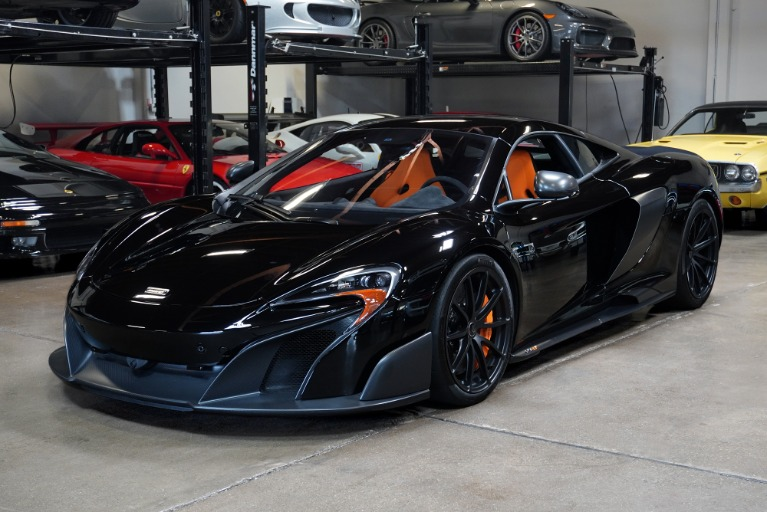 Used 2016 McLaren 675LT Base for sale Sold at San Francisco Sports Cars in San Carlos CA 94070 3