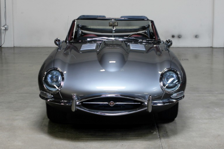 Used 1964 Jaguar XK-E Series I 3.8 OTS Roadster for sale Sold at San Francisco Sports Cars in San Carlos CA 94070 2