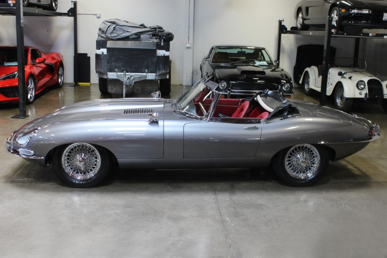 Used 1964 Jaguar XK-E Series I 3.8 OTS Roadster for sale Sold at San Francisco Sports Cars in San Carlos CA 94070 4