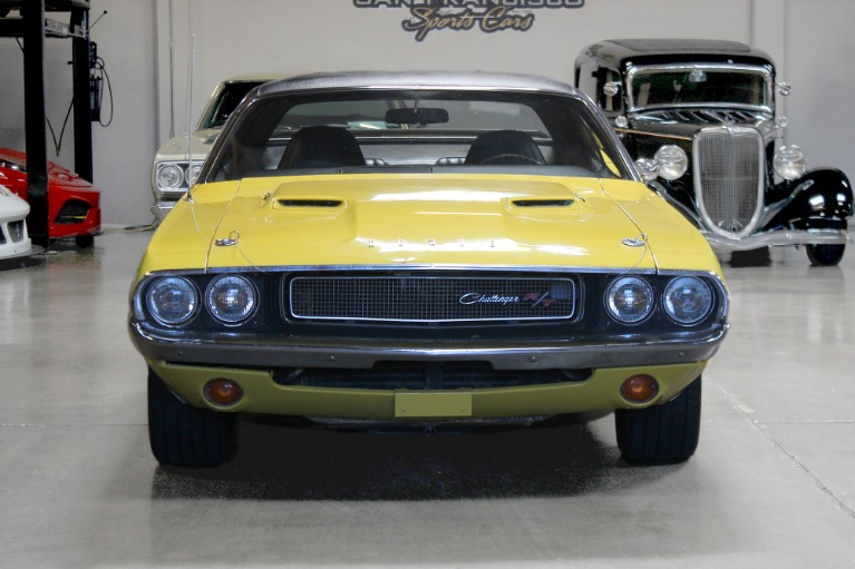 Used 1970 Dodge Challenger R/T 426 HEMI for sale $149,995 at San Francisco Sports Cars in San Carlos CA 94070 2
