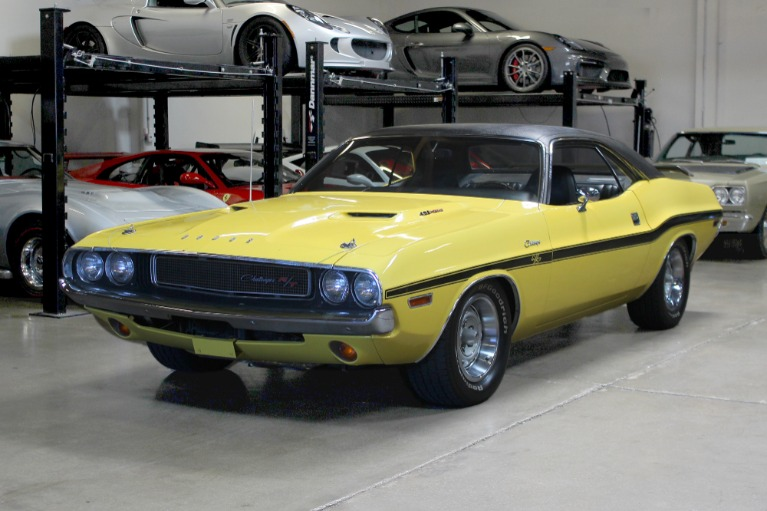 Used 1970 Dodge Challenger R/T 426 HEMI for sale $149,995 at San Francisco Sports Cars in San Carlos CA 94070 3