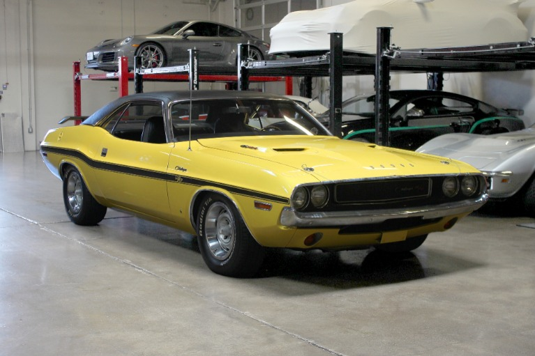 Used 1970 Dodge Challenger R/T 426 HEMI for sale $149,995 at San Francisco Sports Cars in San Carlos CA
