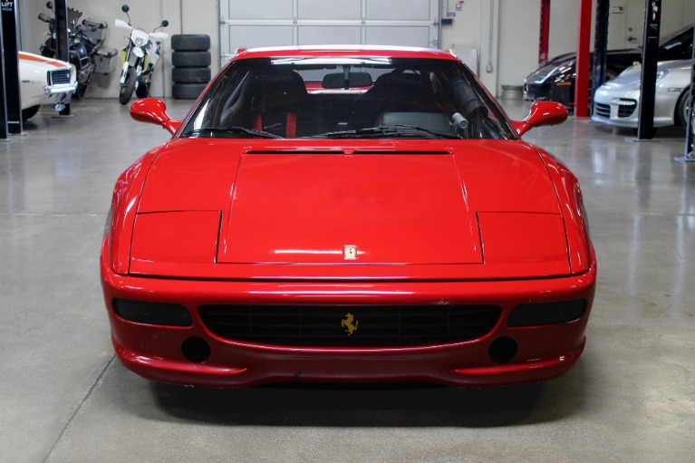 Used 1995 FERRARI 355 CHALLENGE for sale $119,995 at San Francisco Sports Cars in San Carlos CA 94070 2