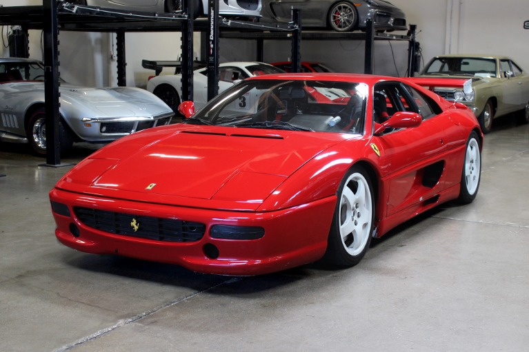 Used 1995 Ferrari F355 Challenge for sale Sold at San Francisco Sports Cars in San Carlos CA 94070 3