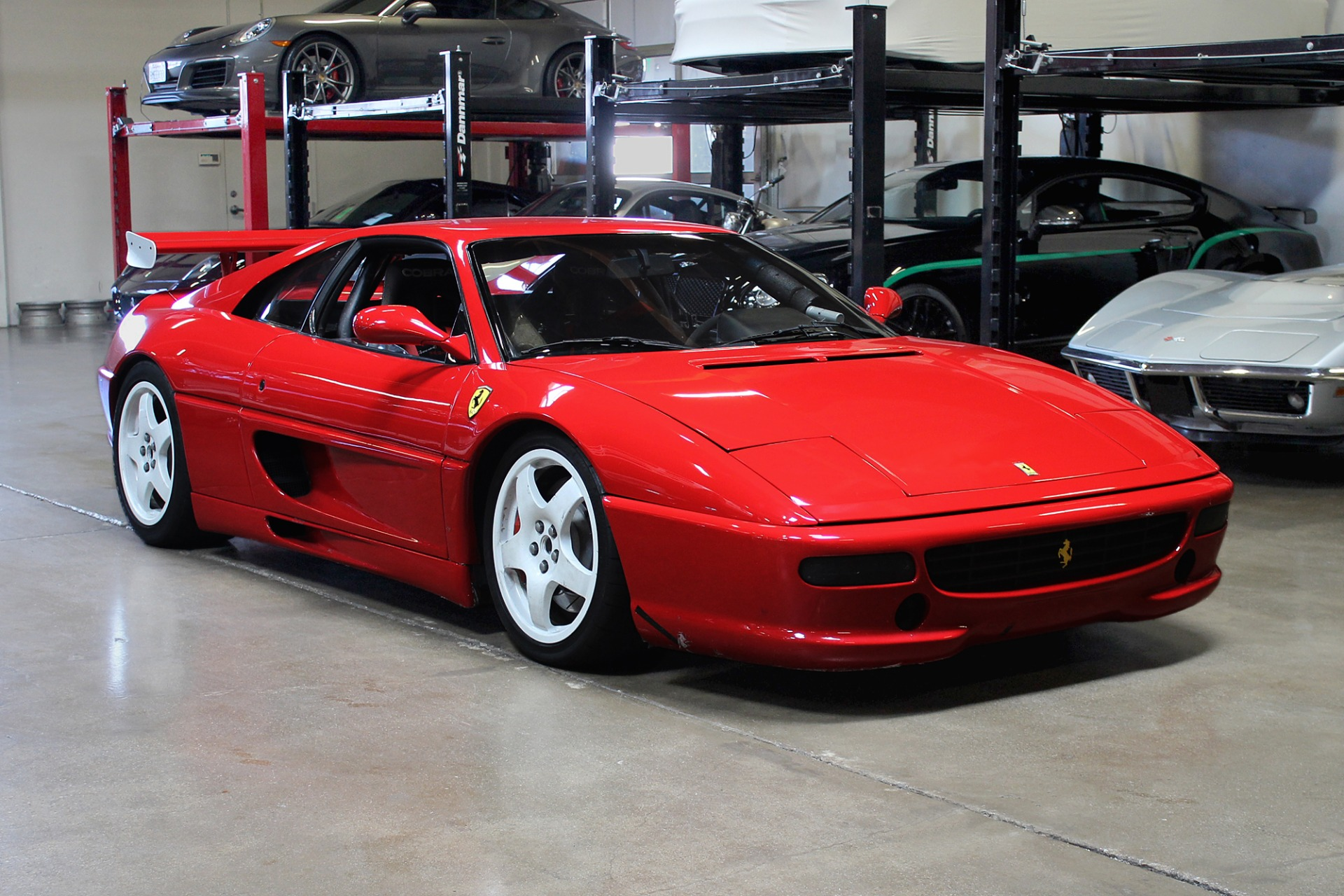 Used 1995 Ferrari F355 Challenge for sale Sold at San Francisco Sports Cars in San Carlos CA 94070 1