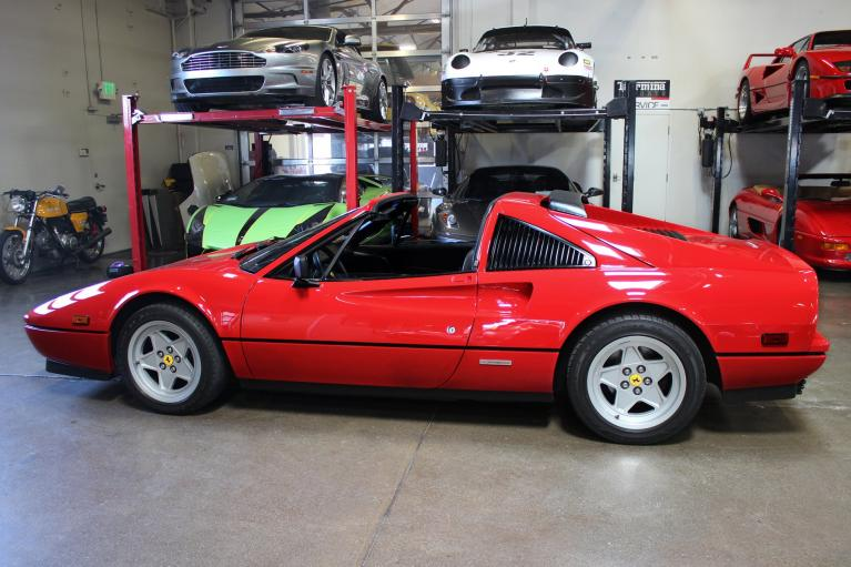 Used 1987 Ferrari 328 GTS for sale Sold at San Francisco Sports Cars in San Carlos CA 94070 4